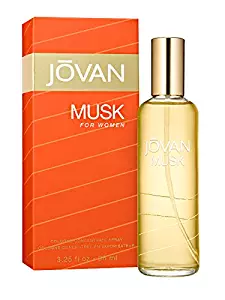 JOVAN MUSK Women Cologne Concentrate Spray