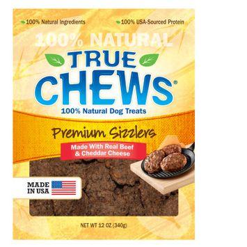 True Chews Premium Sizzlers Dog Treat