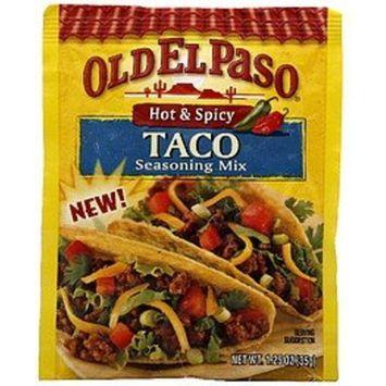 El Paso Hot & Spicy Taco Seasoning Mix 1 oz(Pack of 4)
