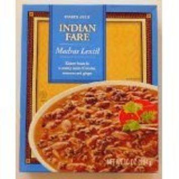 Trader Joe's Indian Fare Madras Lentil - 10 Oz. (5-pack)