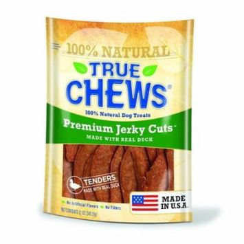 True Chews Duck Jerky Cuts Dog Treat