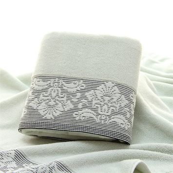 Guardian Manufacturing Inc Bath Towels, 100%Cotton, Bath Sheets Super Confortable, 56x25 In (Light green)