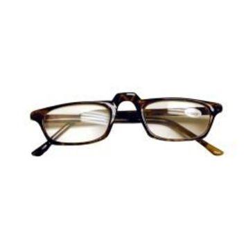 +5.00 Reading Glasses Tortoise Frame: Health & Personal Care