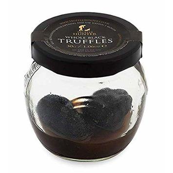 Whole Black Truffles (1.06 Oz) by TruffleHunter - Vegan, Vegetarian, Kosher And Gluten Free - No MSG and Non-GMO
