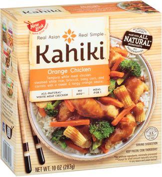 Kahiki® Orange Chicken Frozen Entree