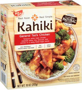 Kahiki® General Tso's Chicken Frozen Entree