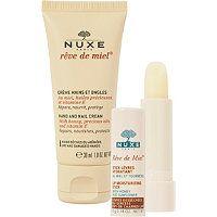 Nuxe Reve de Miel Lip Stick and Hand Cream Set