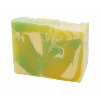 Fresh Meyer Lemon Handmade Artisan Luxury Gift Soap Bar by Score Soap