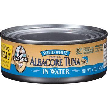 Seasons Season Albacore Tuna in Water, 5 oz, (Pack of 24)