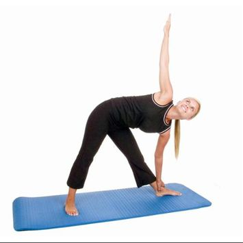 Ecowise 84202 Workout- Fitness Mat- Plum