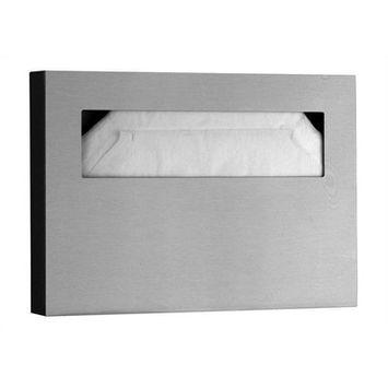 Bobrick BOB 221 Toilet Seat Cover Dispenser Satin Matte