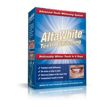 Teeth Whiten Tips Alta White Teeth Whitening