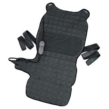 Jarden Sunbeam Body Massager - Back Heat Massager - Gray (889-825-rml4)