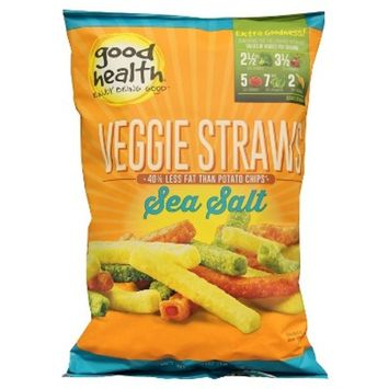 Good Health® Sea Salt Veggie Straws 2.15 oz