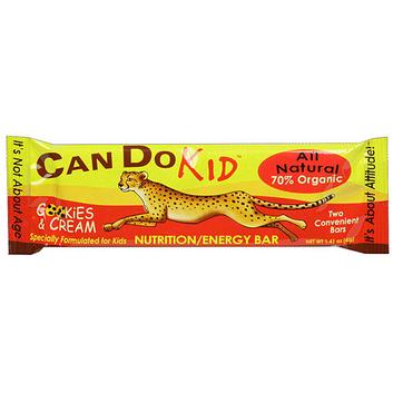 Can Do Kid Nutrition/Energy Bars