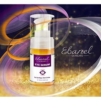 (2 Pack) Eye Serum for Puffiness Dark Circles Eye Bags & Wrinkles - The Ultimate Natural Eye Cream to Recapture Youth : Beauty