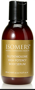 Isomers Glutathiosome High Potency Body Serum