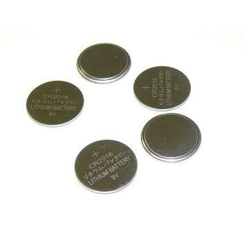 5 x CR2016 ECR2016 5000LC 3V Lithium Button Cell Battery USA Seller