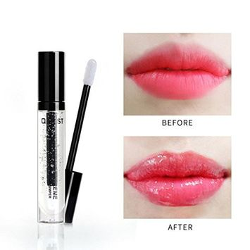 Alonea Lip Plumper, Waterproof Liquid Lipstick Long-Lasting Plump Lip Gloss Plumper