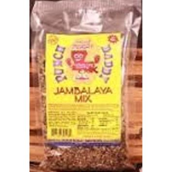 Punch Daddy Jambalaya With Rice Dinner Mix (No MSG), 13 Ounce Bag