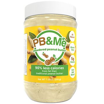 Pb & Me Traditional Powdered Peanut Butter