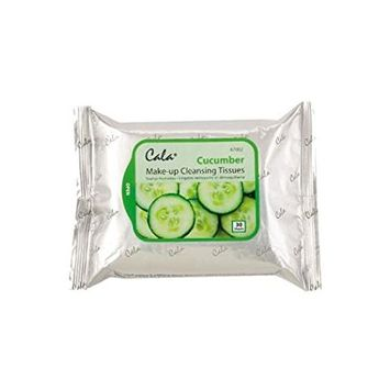 Cala Makeup Remover Cleansing Tissue - Cucumber