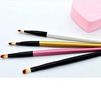 Lip Brushes,Eyeshadow Brush Lip Brush Make up Brush Concealer Brush Makeup Brushes Dual End
