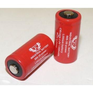 Titan Replacements for Surefire 123A Lithium 3V Batteries #SUR-SF2-BB - 2 Pack