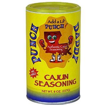 Punch Daddy Cajun Seasoning, 8 Ounces