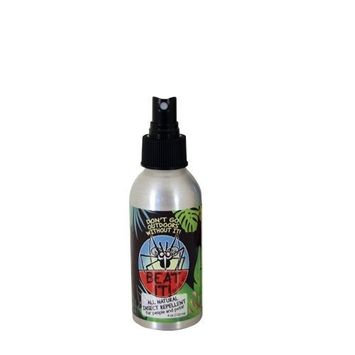 Beat IT! All Natural Deet-Free Insect Repellent