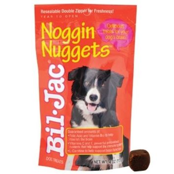 Kelly Foods Corporation Bil-jac Noggin Nuggets Treats For Dogs