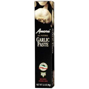 Amore Paste, Garlic, (Pack of 12)