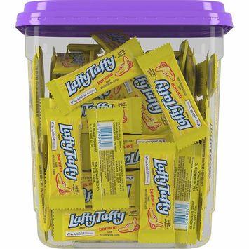 Candy Jar, Banana, 145Count Laffy Taffy - 145 Count