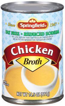 Springfield® Chicken Broth