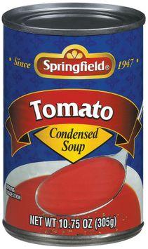 Springfield Tomato Condensed Soup