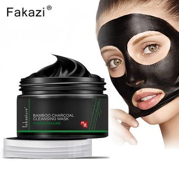 Remover Purifying Peel Face Mask Black Mud Deep Cleansing Pilaten Blackhead