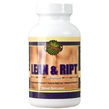 Dr. Joe's Nutrition Lean & Ript Capsules, 60 Ct