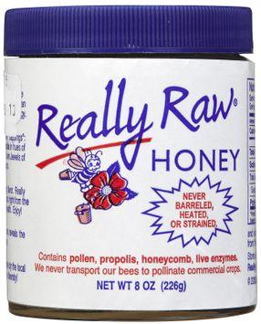 Really Raw Honey Raw Honey - 8 oz
