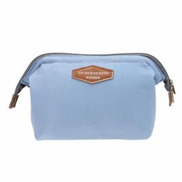 Gift for Girlfriend !Travel Cosmetic Makeup Bag Case Toiletry Holder Organizer Pouch Portable OCTAP