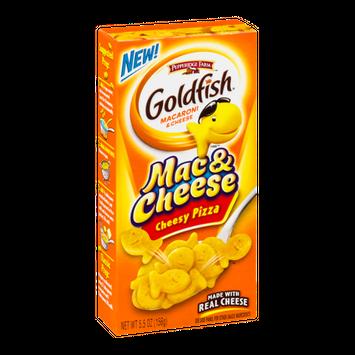 Goldfish® Mac & Cheese Cheesy Pizza