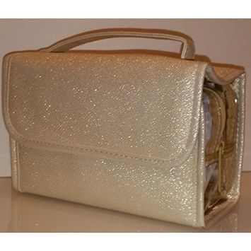Bareminerals Large Cosmetic Travel Case Bag Shiny g