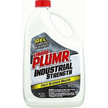 Clorox/Home Cleaning 00252 Liquid-Plumr Industrial Strength Liquid Drain Cleaner