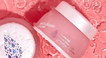 Skincare Saturday for the Win With the Latest From Saturday Skin