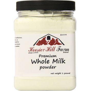 Hoosier Hill Farm Premium Whole Milk Powder, 1 lb