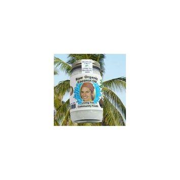 Living Tree Community Living Tree Raw Organic Coconut Oil - 16oz