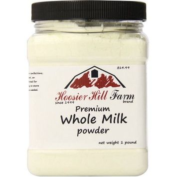 Hoosier Hill Farm All American Dairy Whole Milk Powder 1 lb