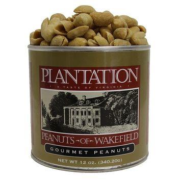 Gourmet Salted Peanuts 12 Ounce Tin