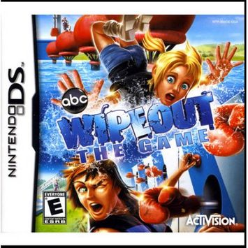 A.c.r.o.n.y.m. Games Wipe Out: The Game (DS) - Pre-Owned