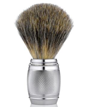 Art of Shaving The  Fusion Chrome Collection Shaving Brush