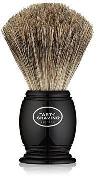The Art of Shaving Pure Black Shaving Brush